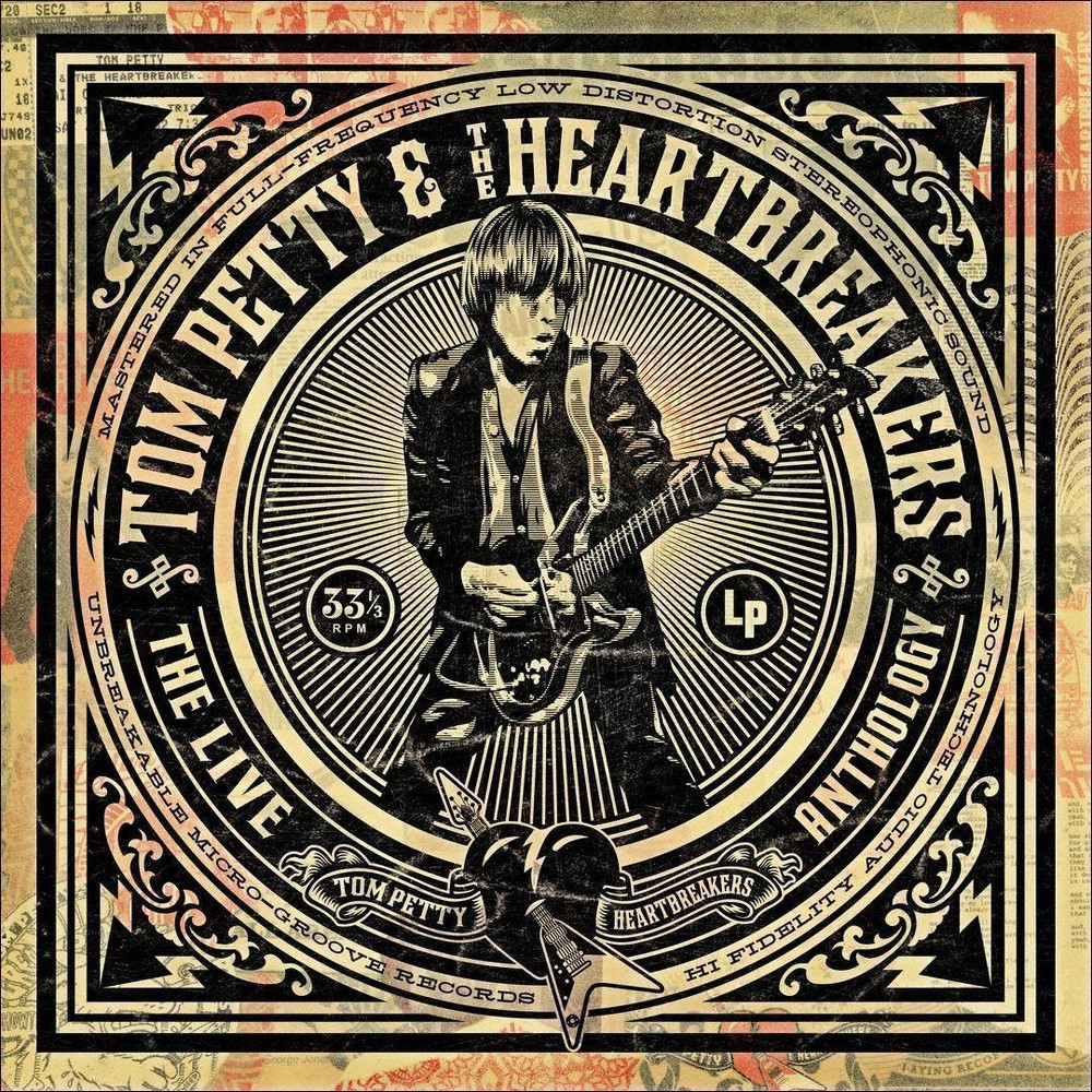 Tom Petty & the Heartbreakers - The Live Anthology (CD)