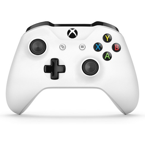 Xbox One Wireless Controller - White - image 1 of 4
