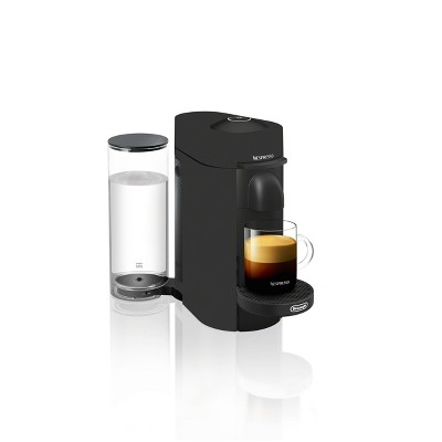 Nespresso VertuoPlus Coffee and Espresso Machine - Matte Black