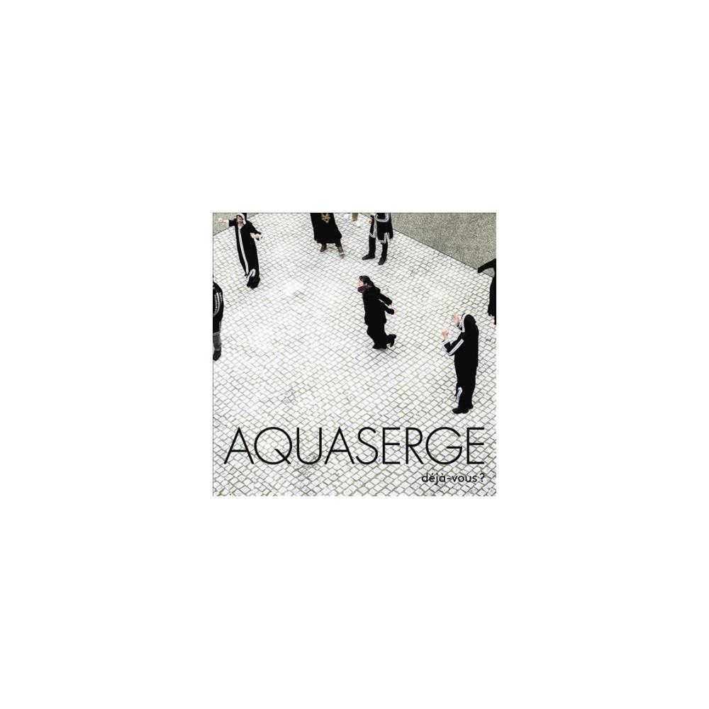 Aquaserge - Deja Vous (CD)