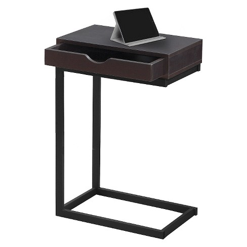Accent Table with Drawer - Dark Cappuccino - EveryRoom - image 1 of 2