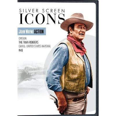 TCM Greatest Classic Films: Legends: John Wayne Action (DVD)(2017)