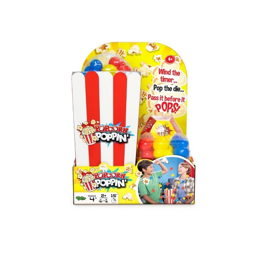 Popcorn Poppin' Game, Board Games image number null