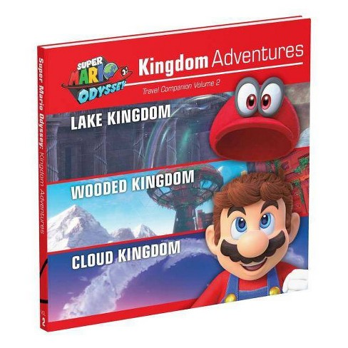 Super Mario Odyssey Kingdom Adventures Vol 2 By Doug Walsh