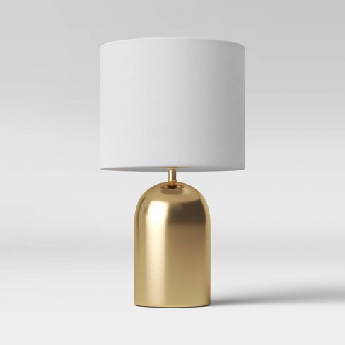 Dome Collection Accent Lamp Gold Lamp Only Project 62