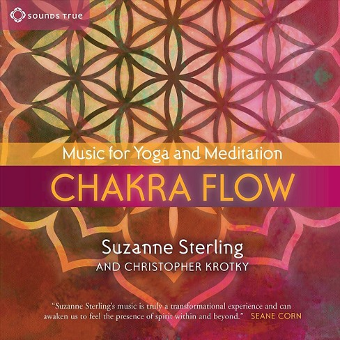 Suzanne sterling - Chakra flow:Music for yoga & meditati (CD) - image 1 of 2