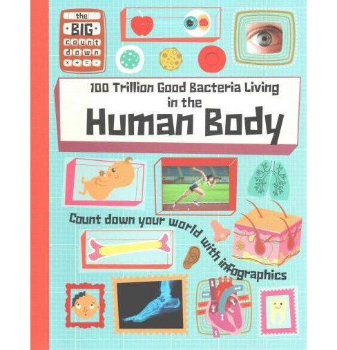 100 Trillion Good Bacteria Living in the Human Body (Paperback) (Paul Rockett) - image 1 of 1