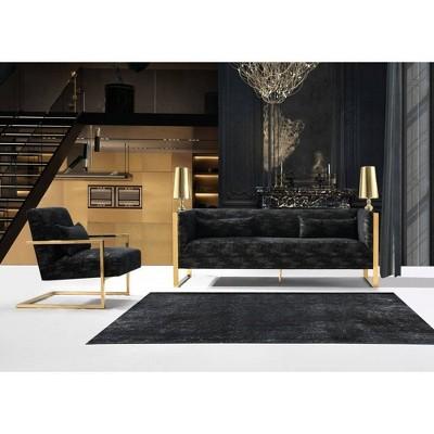 Orsay Sofa Black - Chic Home Design
