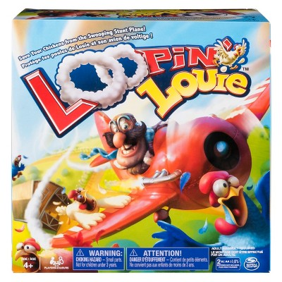 Loopin Louie Interactive Electronic Game
