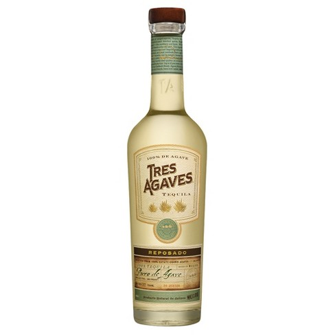 Tres Agaves Reposado Tequila - 750ml Bottle - image 1 of 1