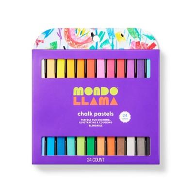 24ct Chalk Pastels - Mondo Llama™