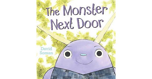 Monster Next Door (School And Library) (David Soman) - image 1 of 1