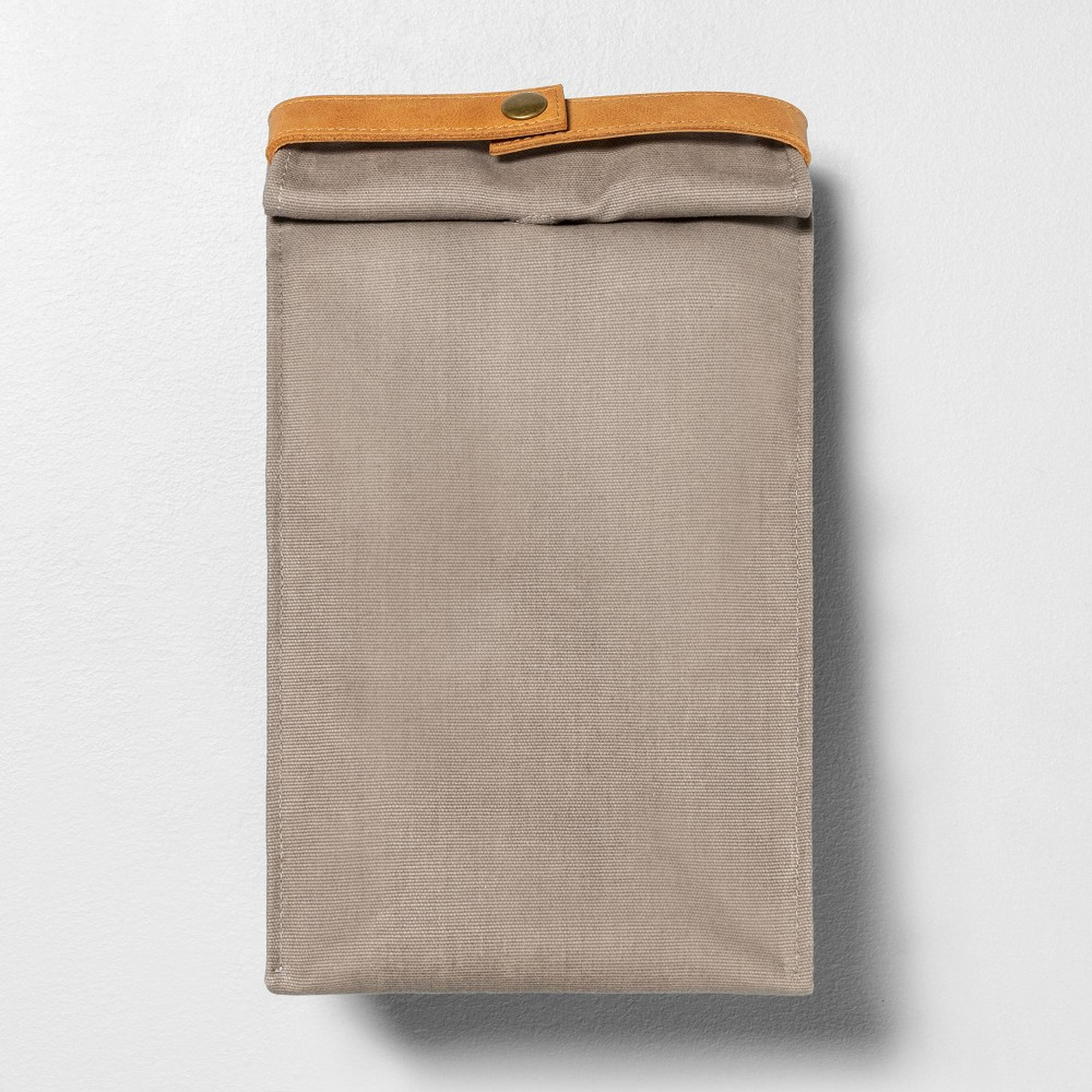 Image of Lunch Bag Pebble - Hearth & Hand with Magnolia, Gray