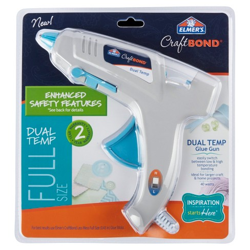 Elmer's Craft Bond Glue Gun Dual-Temp - image 1 of 4
