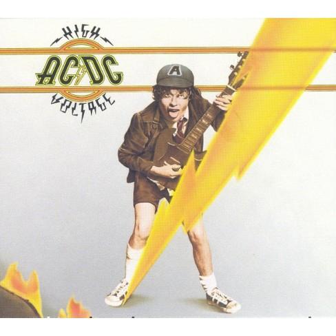 AC & DC - High Voltage (Vinyl) - image 1 of 3