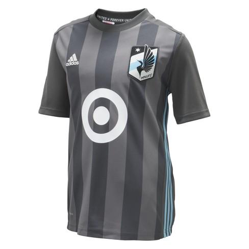 23cb56d08b97 Youth Minnesota United Adidas Soccer Jersey