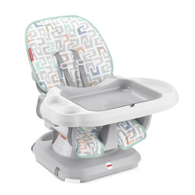 Fisher-Price SpaceSaver High Chair - Color Scoops