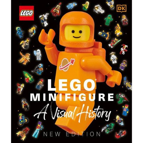 Lego(r) Minifigure a Visual History New Edition - by  Gregory Farshtey & Daniel Lipkowitz & Simon Hugo (Hardcover) - image 1 of 1