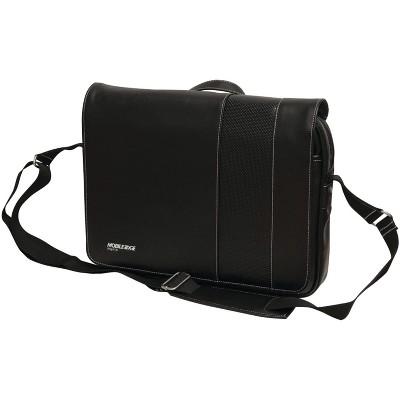 Mobile Edge Slimline Chromebook Laptop Messenger Bag 14 Inch (MEUTSMB5), Black
