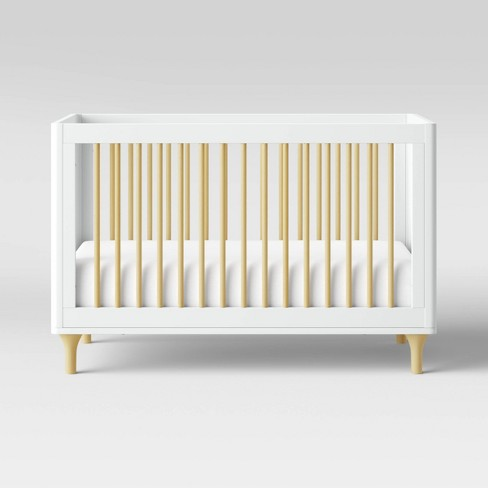 Babyletto Lolly 3-in-1 Convertible Crib with Toddler Rail - image 1 of 4