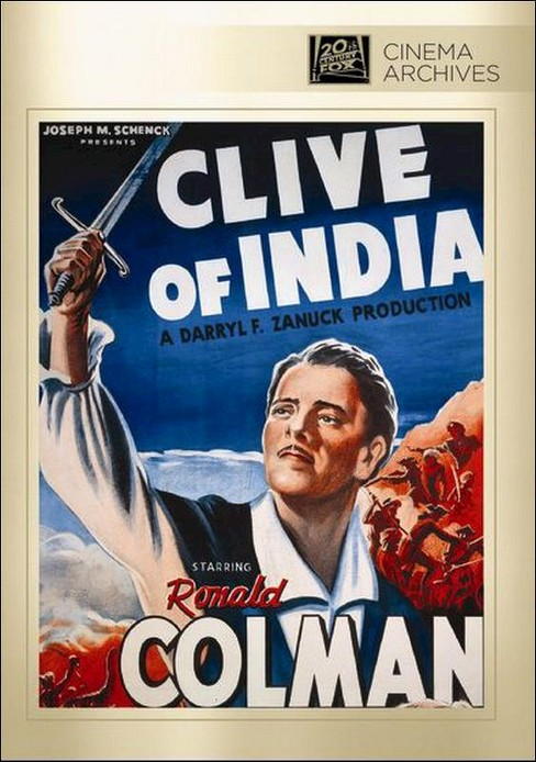Clive of india (DVD) - image 1 of 1