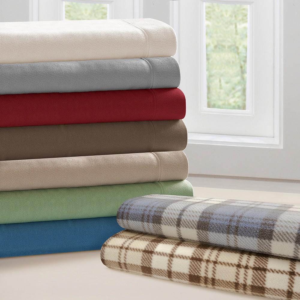 Premier Comfort Microfleece Sheet Set - Ivory (King)
