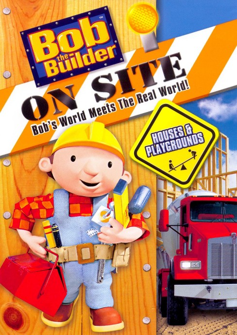 Bob the Builder: On Site - Houses and Playgrounds - image 1 of 1