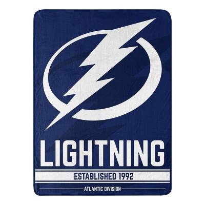 NHL Tampa Bay Lightning Micro Throw Blanket