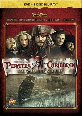 Pirates of the Caribbean: At World's End (3 Discs)(DVD/Blu-ray)(dvd_video)