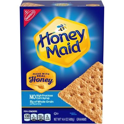 Honey Maid  Honey Graham Crackers - 14.4oz