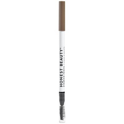 Honest Beauty Eyebrow Pencil with Jojoba Oil - 0.039oz