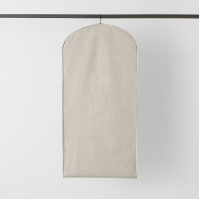 Garment Bag With Window Light Gray - Made By Design™