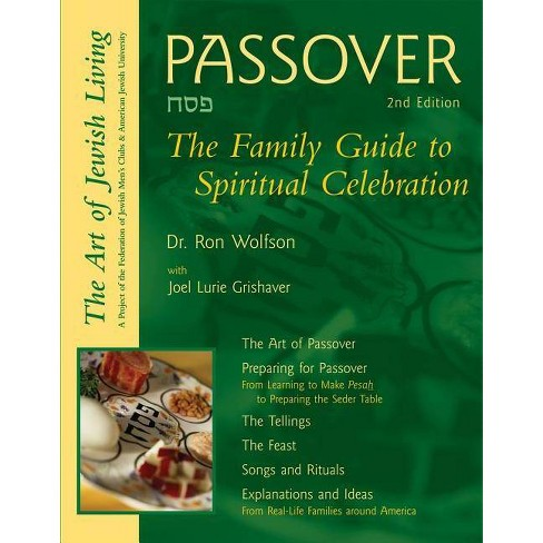 Passover (2nd Edition) - 2 Edition by  Ron Wolfson (Paperback) - image 1 of 1