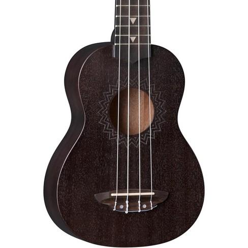 Luna Guitars Vintage Mahogany Soprano Ukulele - image 1 of 4