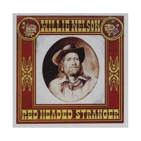 Willie Nelson - Red Headed Stranger (Vinyl) - image 1 of 1