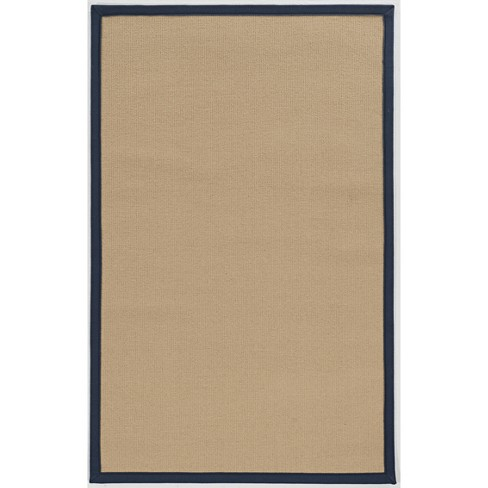 "Athena Wool Area Rug - Blue (8'9"" X 12') - image 1 of 4"