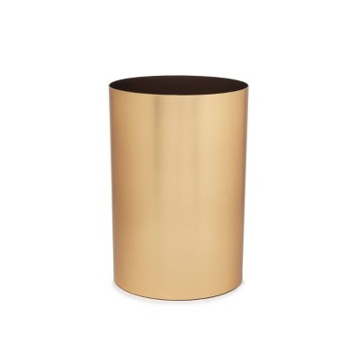 Umbra 4.75gal Metalla Indoor Trash Can