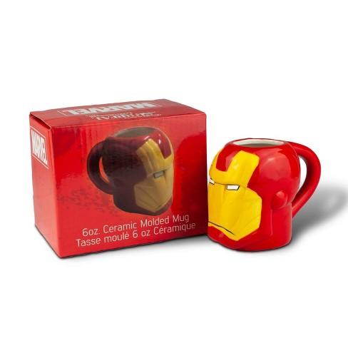 Surreal Entertainment Marvel Iron Man Molded Mug 6oz - image 1 of 4