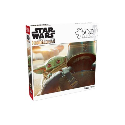 Buffalo Games Entertainment: Star Wars The Child  Jigsaw Puzzle - 500pc