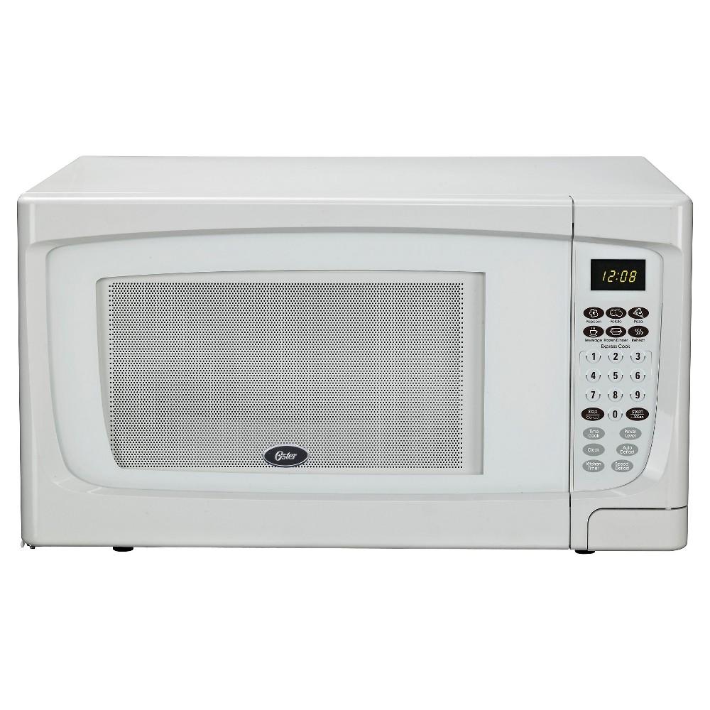 Oster 1.6 Cu. Ft. 1100 Watt Microwave Oven – White OGR41603W 50398861