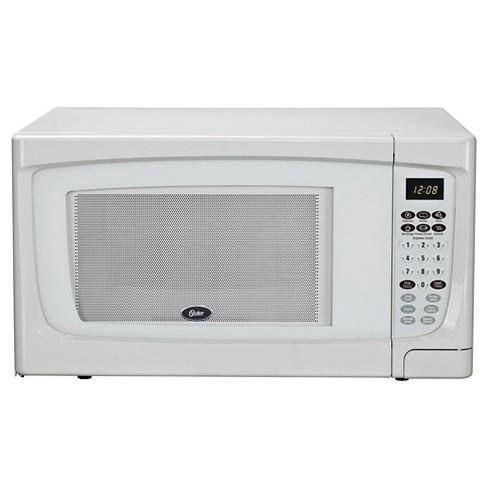 Oster 1 6 Cu Ft 1100 Watt Microwave