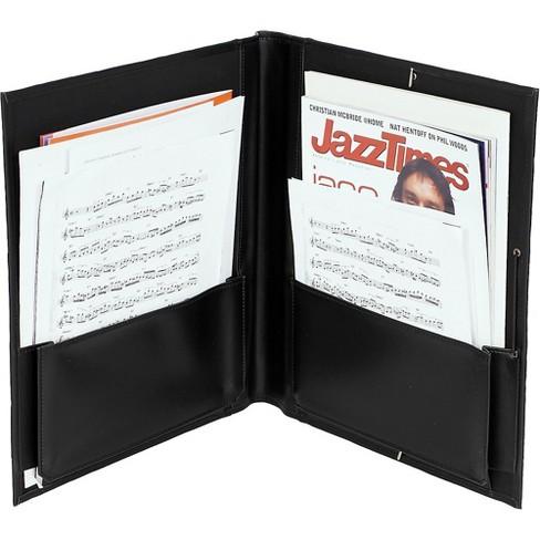 Protec Big Band Music Folder Black - image 1 of 3