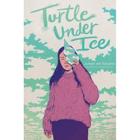 Turtle Under Ice - by  Juleah del Rosario (Hardcover) - image 1 of 1