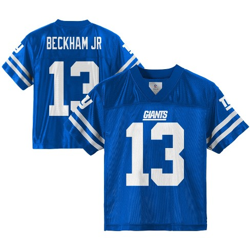 Nfl New York Giants Boys Player Jersey