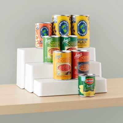 YouCopia 3-Piece Can Organizer for Cabinet