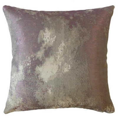 Square Throw Pillow Rose Gold - Pillow Collection