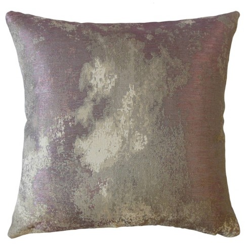 Square Throw Pillow Rose Gold - Pillow Collection - image 1 of 2