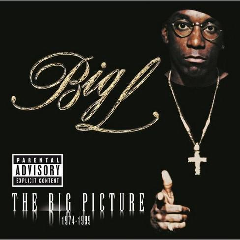 Big L - Big Picture (CD) - image 1 of 1