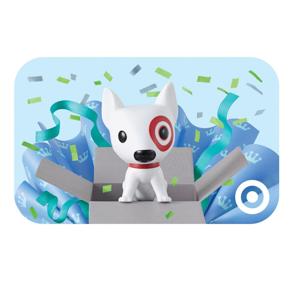 Funko Puppy GiftCard $20, Target Giftcards