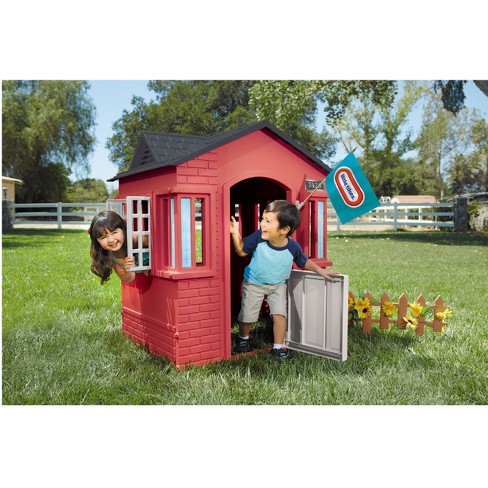 Little Tikes Cape Cottage Red Target